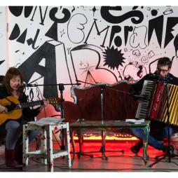 Canti Toscani Popolari e di Lotta con Laura Bartolini