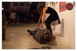 Performance Engel di Tamara Donati e Fabio Pampaloni 2