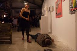 Performance Engel di Tamara Donati e Fabio Pampaloni 3