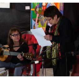 reading estemporaneo con Licia Forlivesi e Laura Bartolini